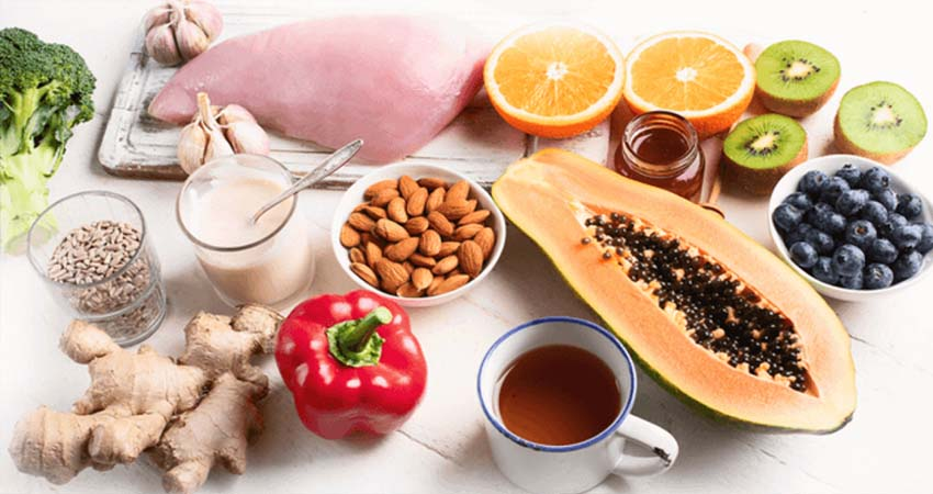Boost Immunity during Pandemic with These 3 Types of Vitamins